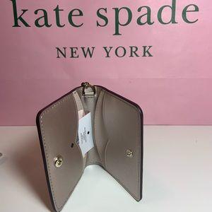 KATE SPADE Slim bi-fold card Holder NADINE